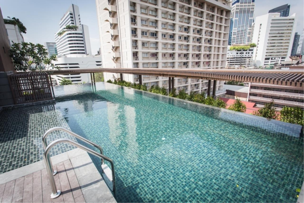 Century21 Skylux Agency's Focus Ploenchit / Condo For Rent / 1 Bedroom / 35 SQM / BTS Nana / Bangkok 13