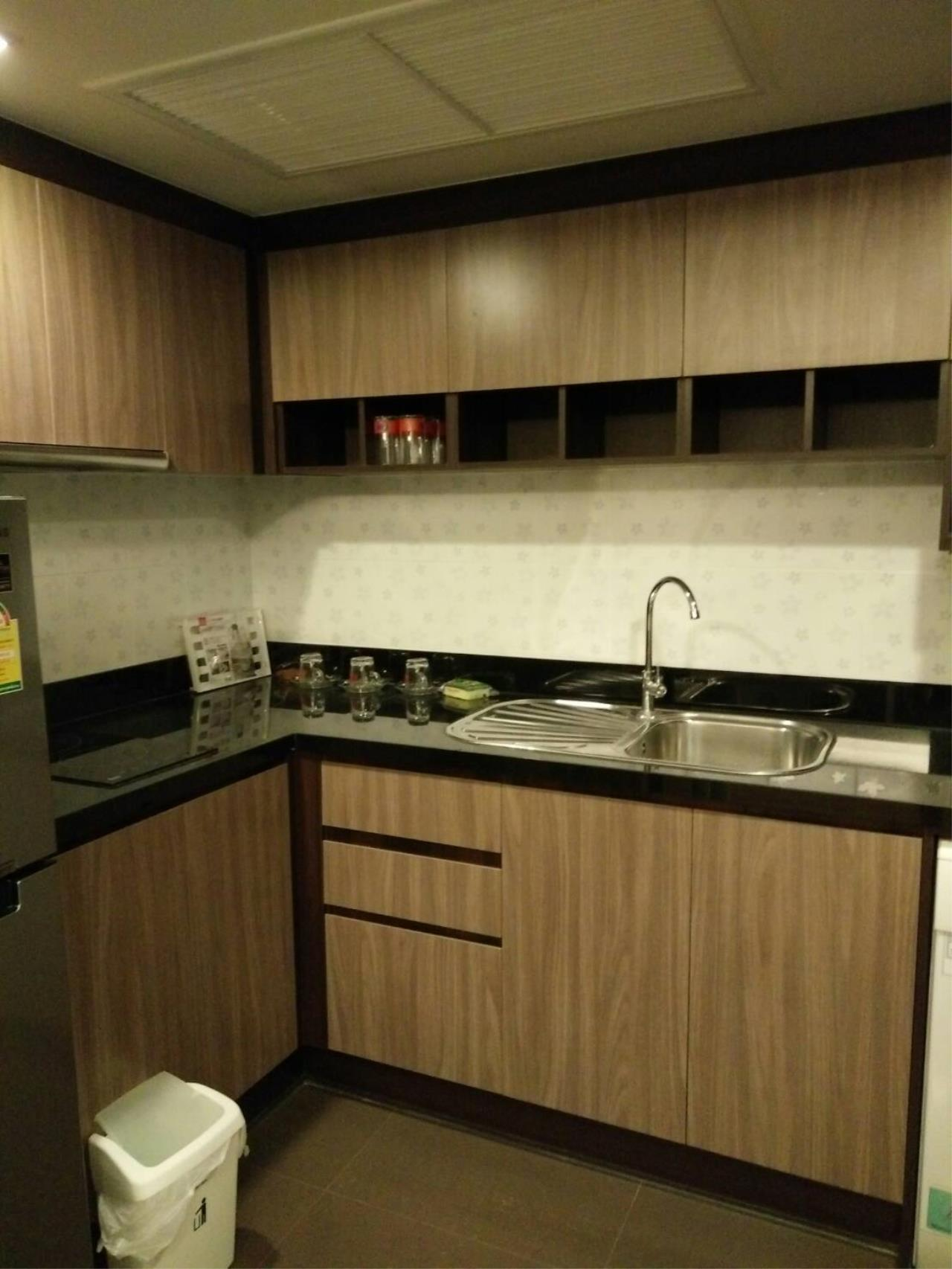 Century21 Skylux Agency's Focus Ploenchit / Condo For Rent / 1 Bedroom / 35 SQM / BTS Nana / Bangkok 6