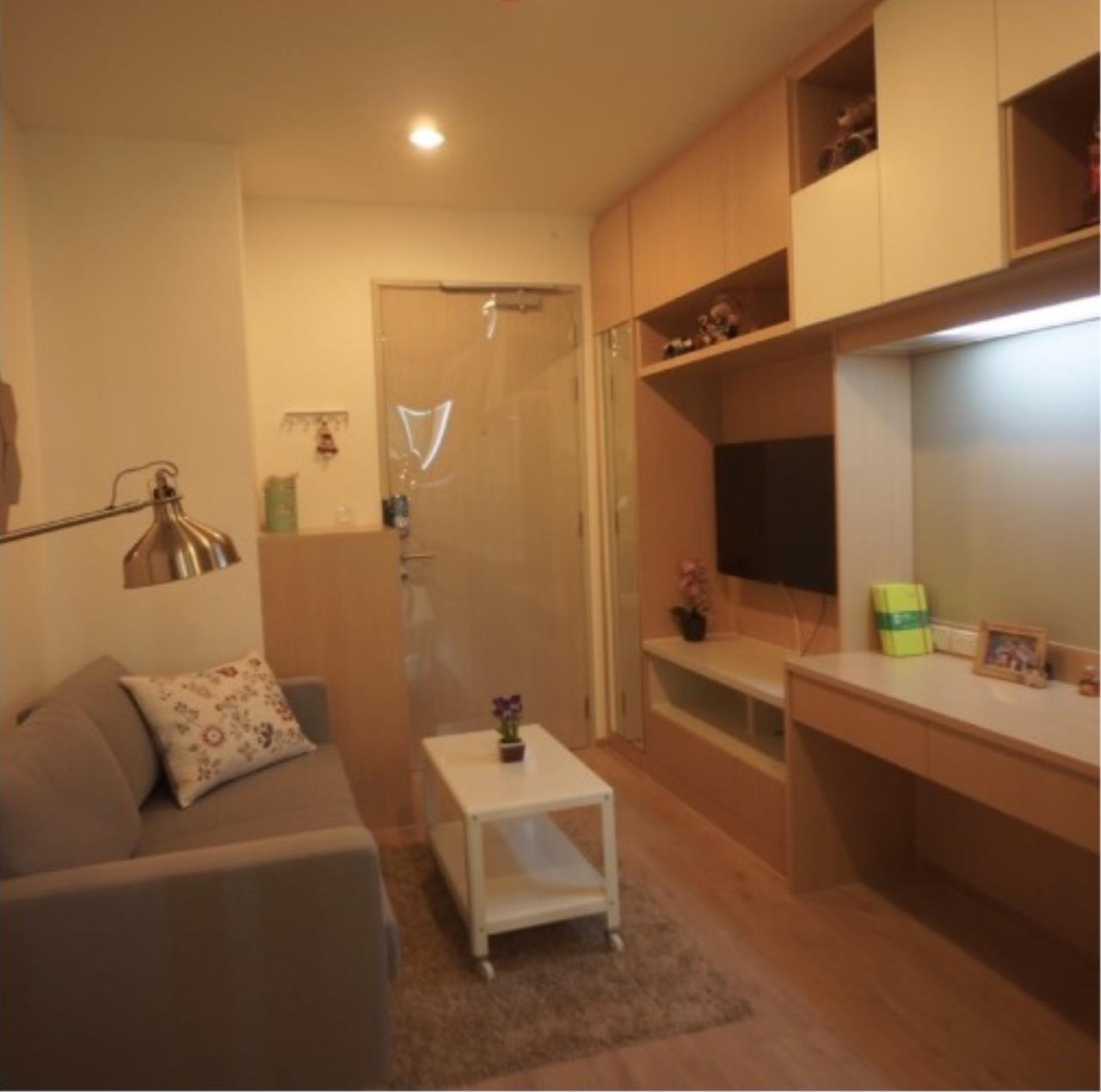 Century21 Skylux Agency's Ideo Q Chula-Samyan / Condo For Rent / 1 Bedroom / 29 SQM / MRT Sam Yan / Bangkok 3