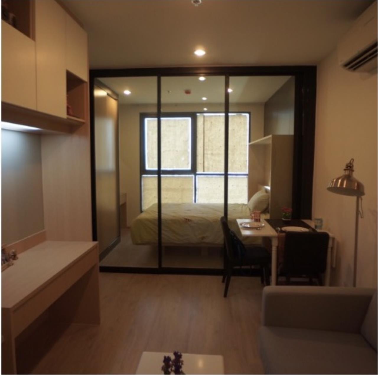 Century21 Skylux Agency's Ideo Q Chula-Samyan / Condo For Rent / 1 Bedroom / 29 SQM / MRT Sam Yan / Bangkok 4