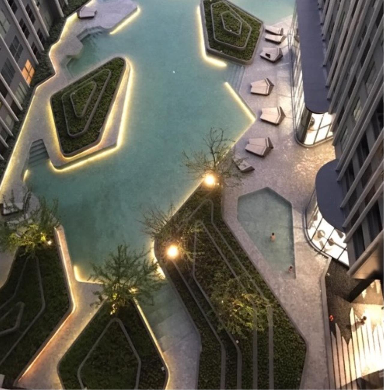 Century21 Skylux Agency's Ideo Q Chula-Samyan / Condo For Rent / 1 Bedroom / 29 SQM / MRT Sam Yan / Bangkok 11