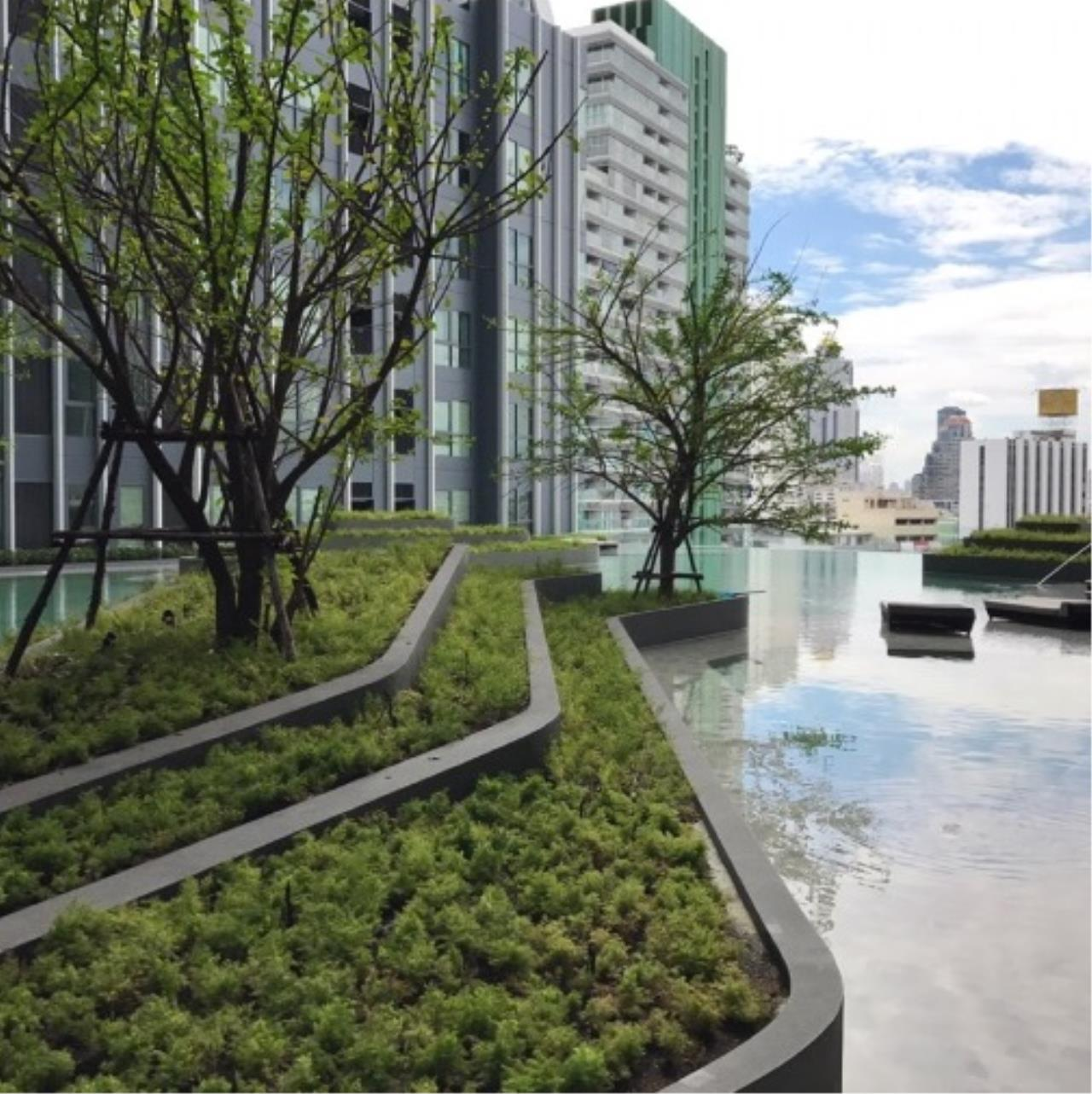 Century21 Skylux Agency's Ideo Q Chula-Samyan / Condo For Rent / 1 Bedroom / 29 SQM / MRT Sam Yan / Bangkok 12