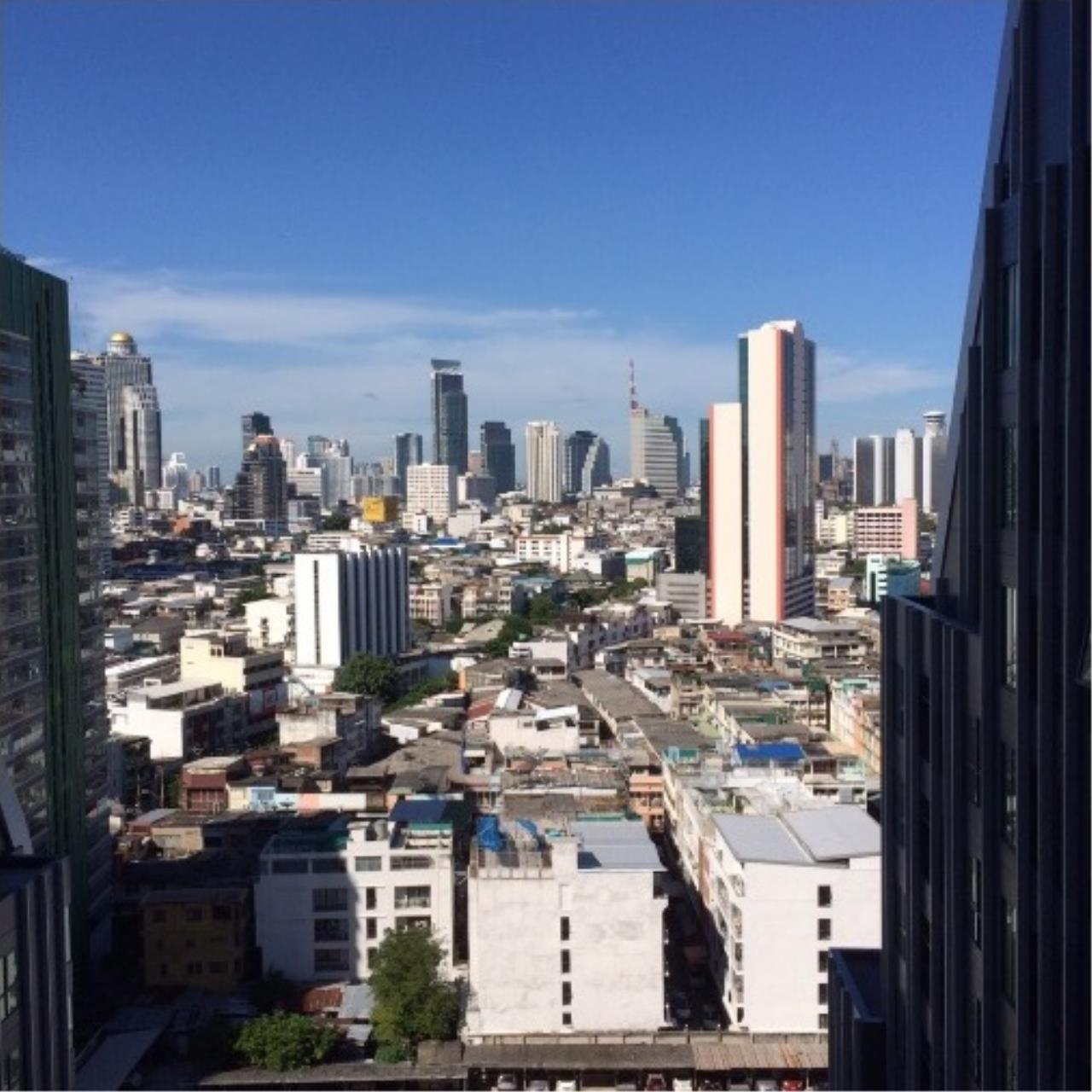 Century21 Skylux Agency's Ideo Q Chula-Samyan / Condo For Rent / 1 Bedroom / 29 SQM / MRT Sam Yan / Bangkok 10