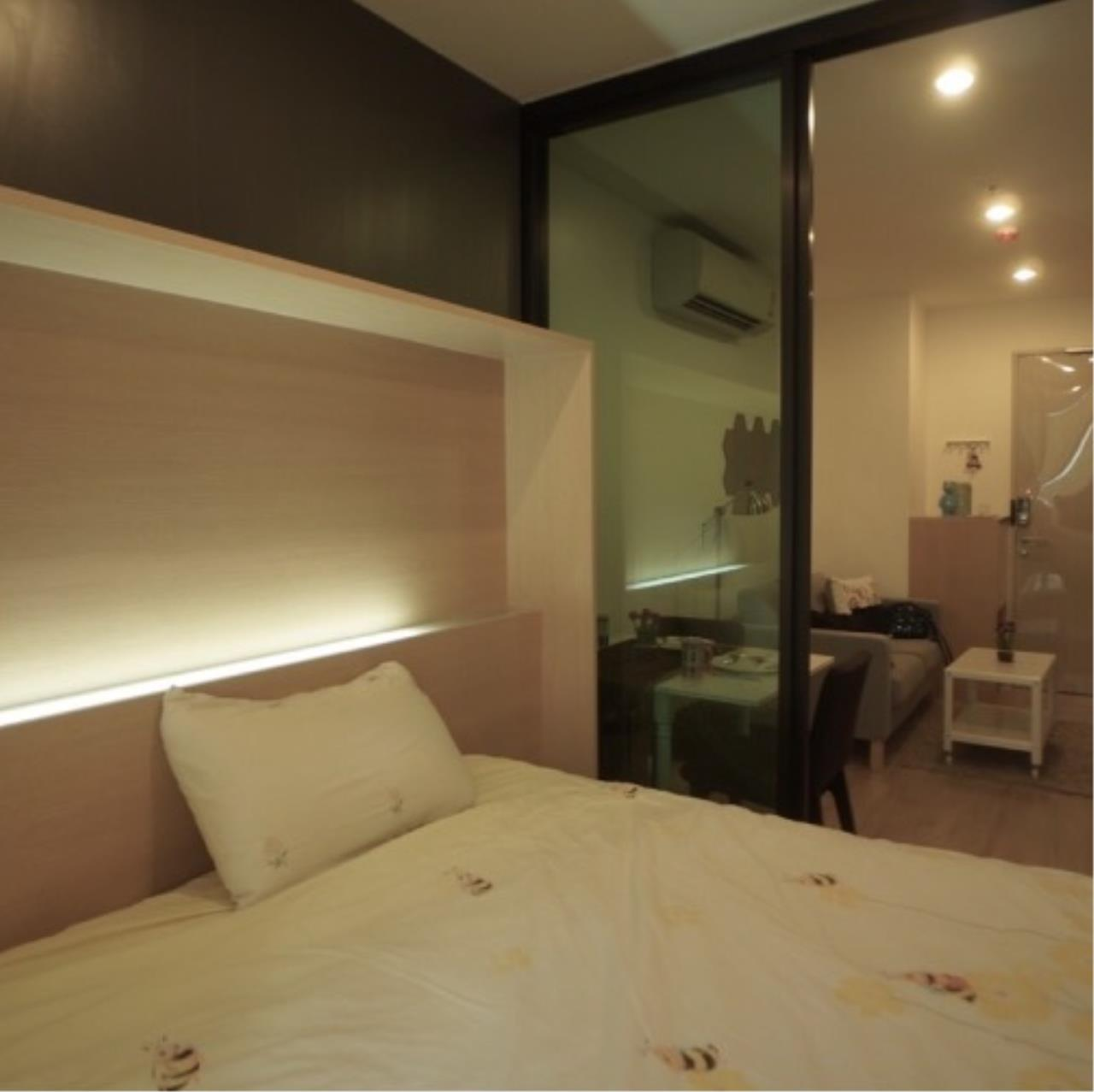 Century21 Skylux Agency's Ideo Q Chula-Samyan / Condo For Rent / 1 Bedroom / 29 SQM / MRT Sam Yan / Bangkok 7