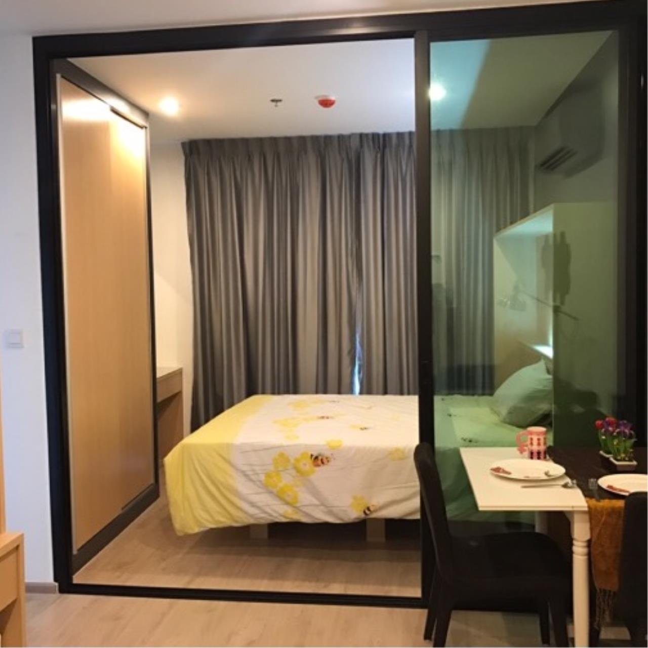 Century21 Skylux Agency's Ideo Q Chula-Samyan / Condo For Rent / 1 Bedroom / 29 SQM / MRT Sam Yan / Bangkok 5