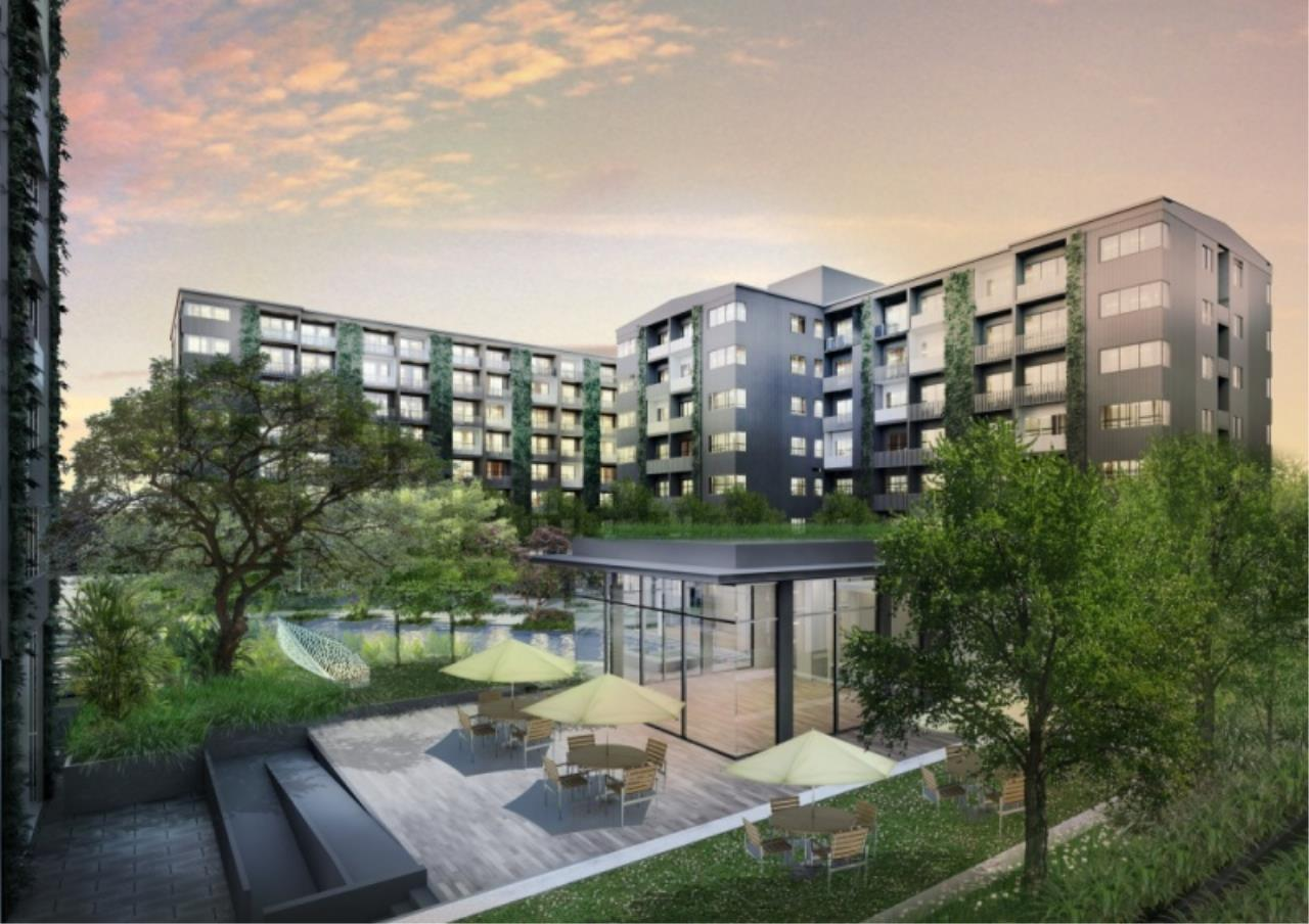 Century21 Skylux Agency's Blossom Condo @ Sathorn-Charoenrat / Condo For Sale / 1 Bedroom / 46.91 SQM / BTS Surasak / Bangkok 8