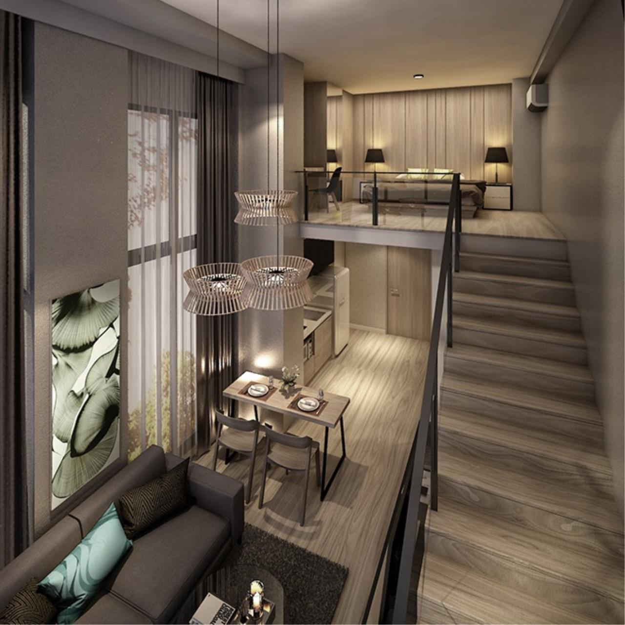 Century21 Skylux Agency's Blossom Condo @ Sathorn-Charoenrat / Condo For Sale / 1 Bedroom / 46.91 SQM / BTS Surasak / Bangkok 2