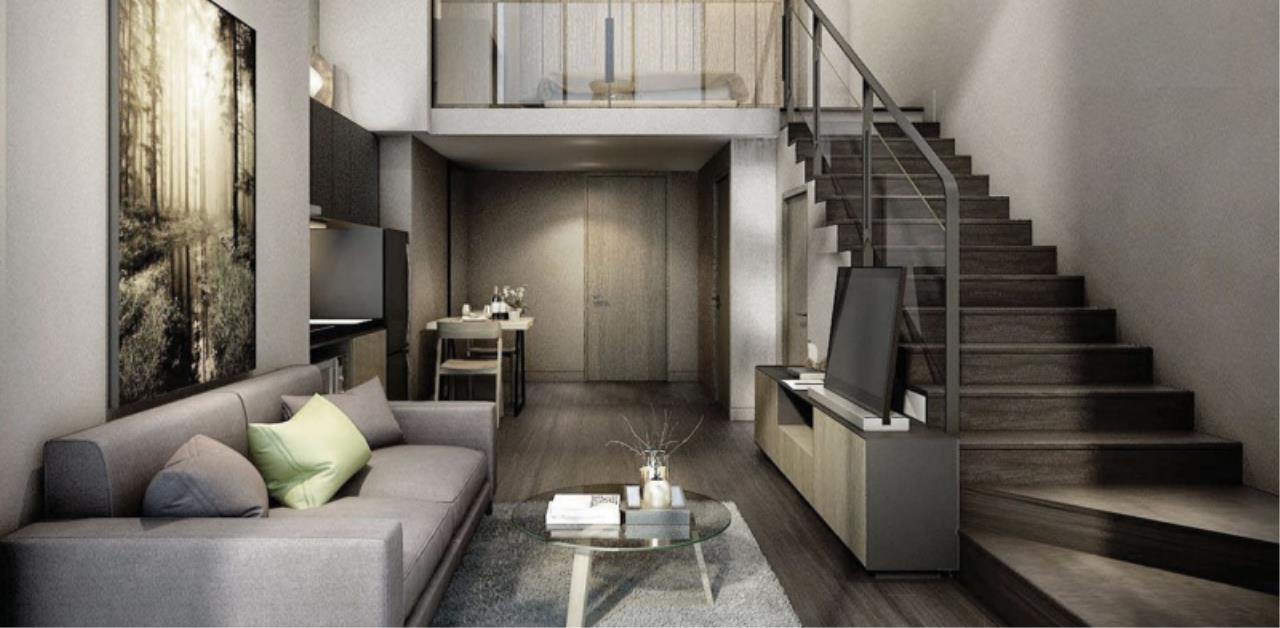 Century21 Skylux Agency's Blossom Condo @ Sathorn-Charoenrat / Condo For Sale / 1 Bedroom / 46.91 SQM / BTS Surasak / Bangkok 3