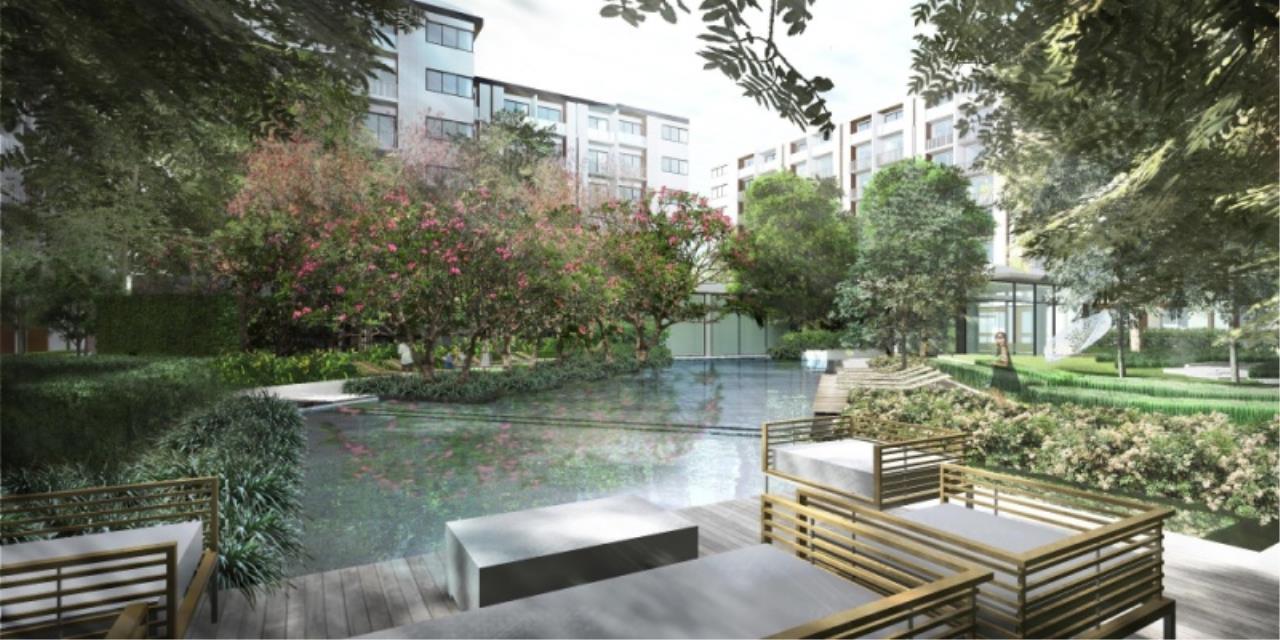 Century21 Skylux Agency's Blossom Condo @ Sathorn-Charoenrat / Condo For Sale / 1 Bedroom / 46.91 SQM / BTS Surasak / Bangkok 9
