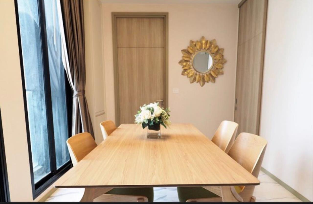 Century21 Skylux Agency's Noble Ploenchit / Condo For Rent / 2 Bedroom / 70.55 SQM / BTS Phloen Chit / Bangkok 9