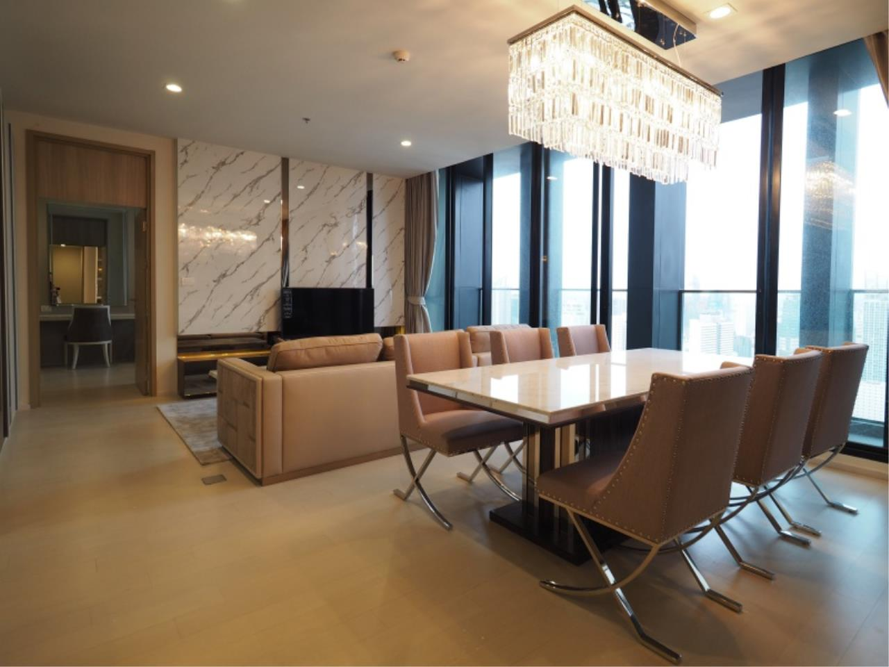 Century21 Skylux Agency's Noble Ploenchit / Condo For Rent / 2 Bedroom / 118 SQM / BTS Phloen Chit / Bangkok 3