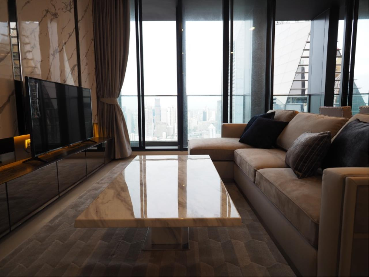 Century21 Skylux Agency's Noble Ploenchit / Condo For Rent / 2 Bedroom / 118 SQM / BTS Phloen Chit / Bangkok 7