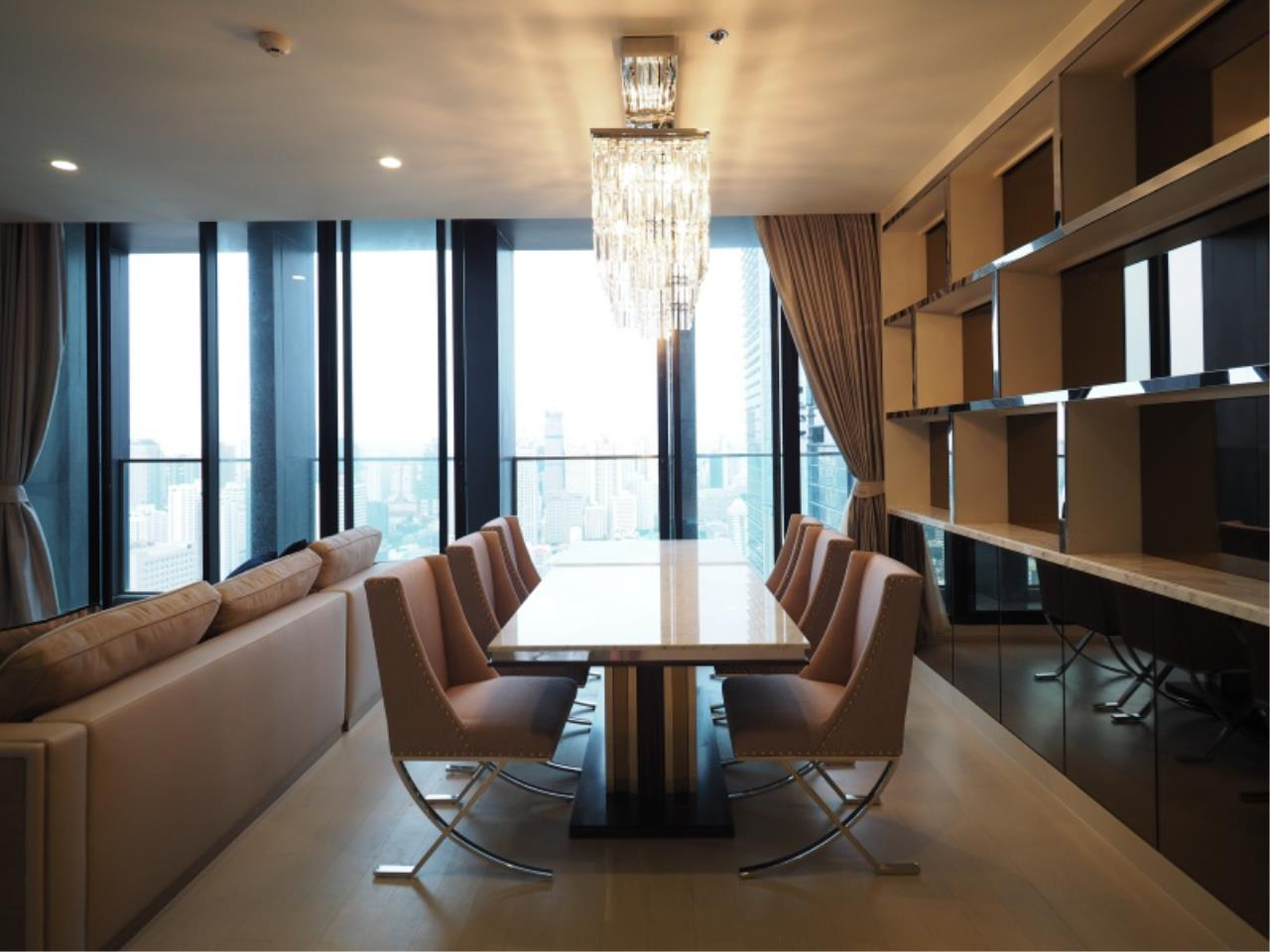 Century21 Skylux Agency's Noble Ploenchit / Condo For Rent / 2 Bedroom / 118 SQM / BTS Phloen Chit / Bangkok 8