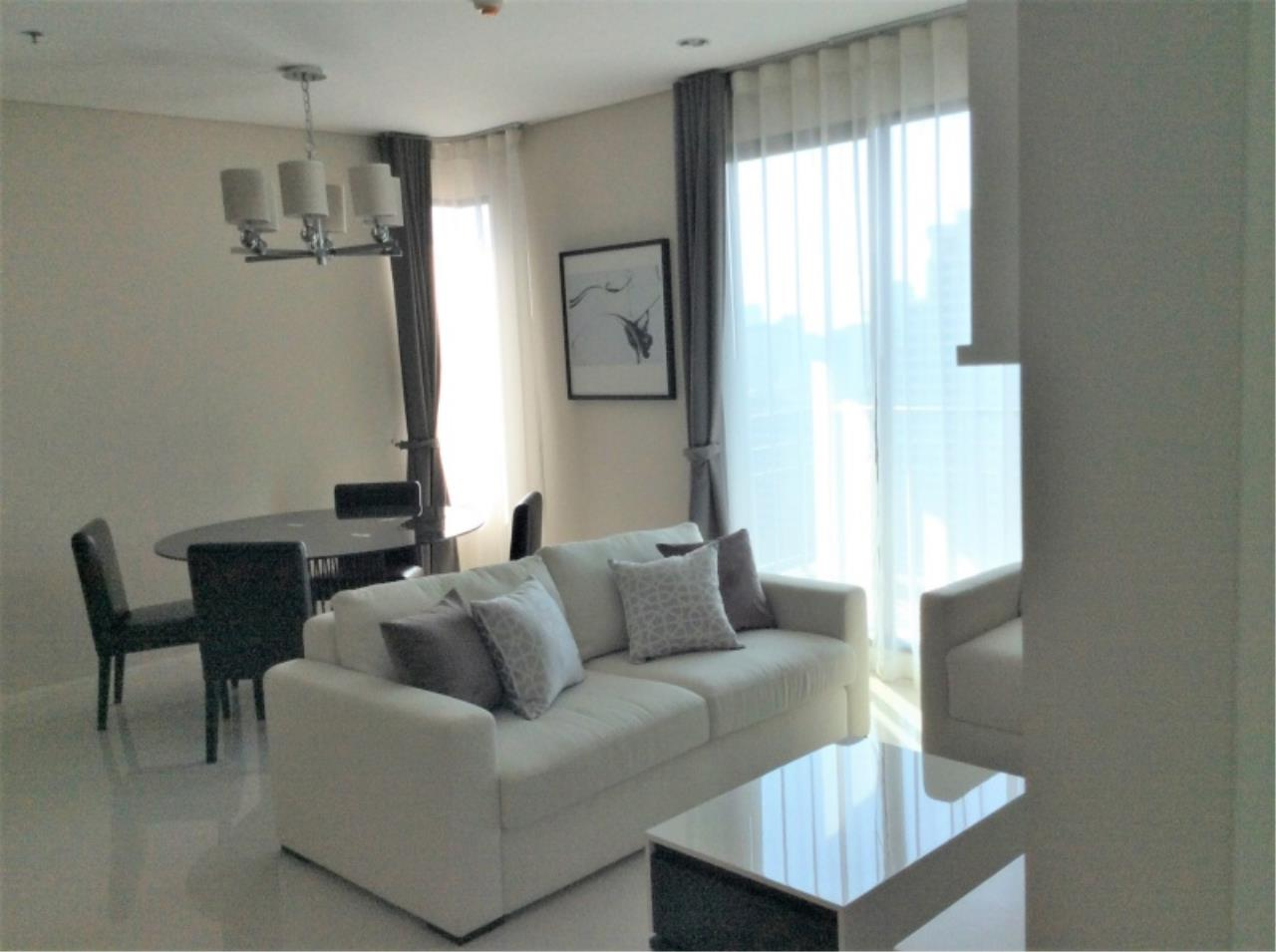 Century21 Skylux Agency's Villa Asoke / Condo For Rent / 2 Bedroom / 80 SQM / MRT Phetchaburi / Bangkok 3