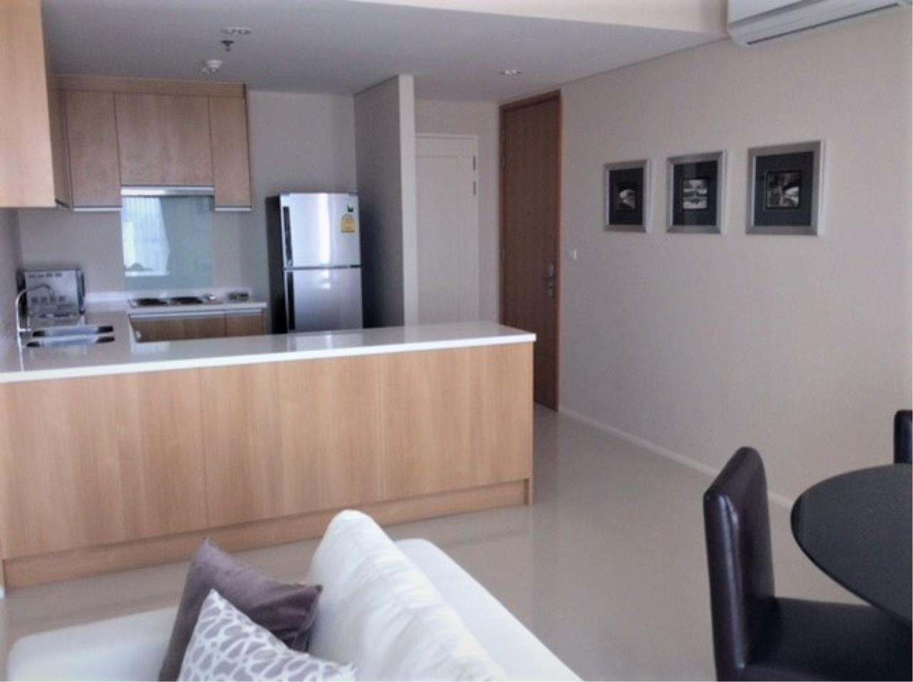 Century21 Skylux Agency's Villa Asoke / Condo For Rent / 2 Bedroom / 80 SQM / MRT Phetchaburi / Bangkok 7