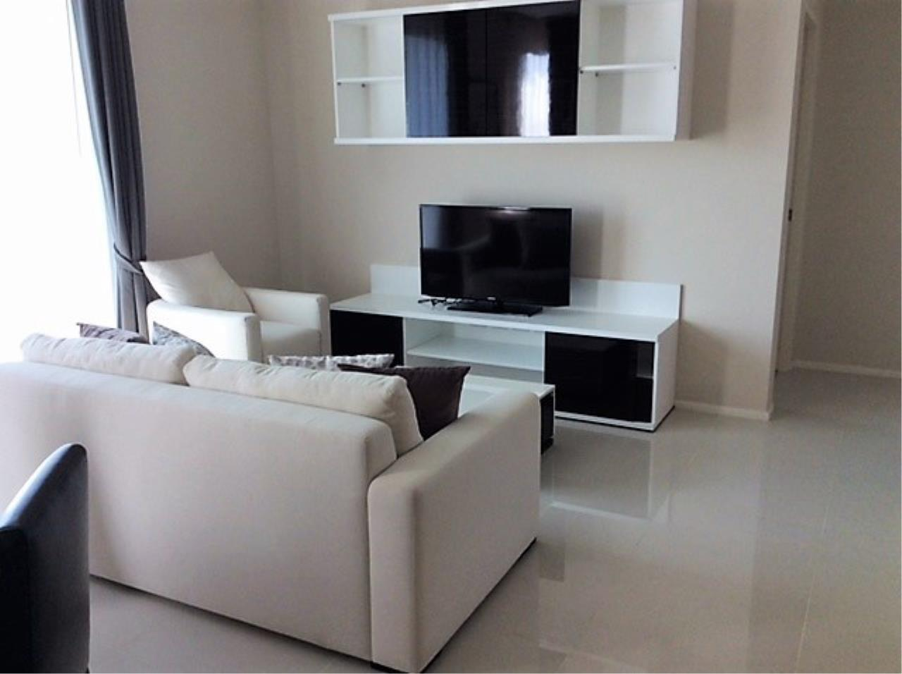 Century21 Skylux Agency's Villa Asoke / Condo For Rent / 2 Bedroom / 80 SQM / MRT Phetchaburi / Bangkok 1
