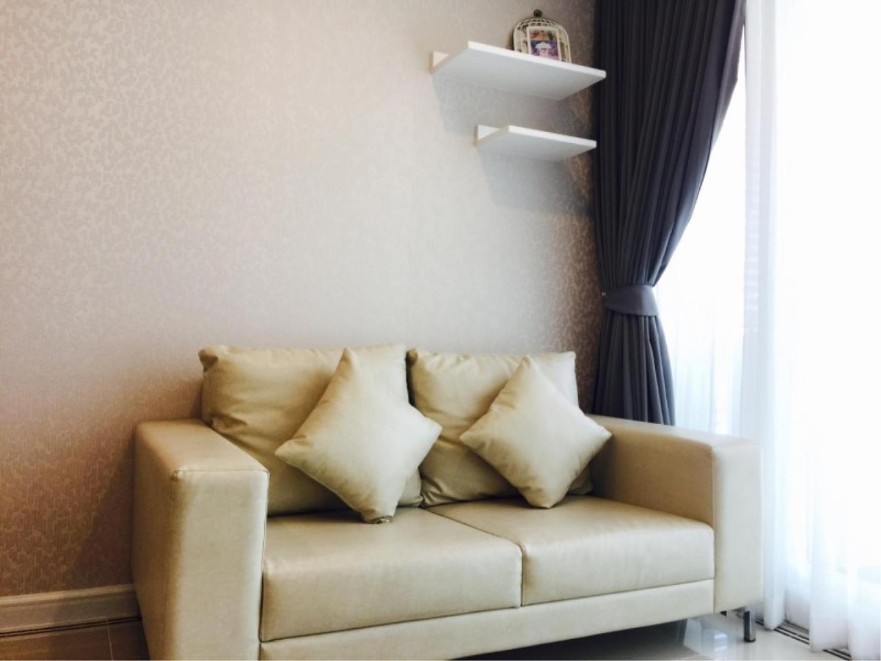 Century21 Skylux Agency's T.C. Green / Condo For Sale / 1 Bedroom / 35 SQM / MRT Phra Ram 9 / Bangkok 3