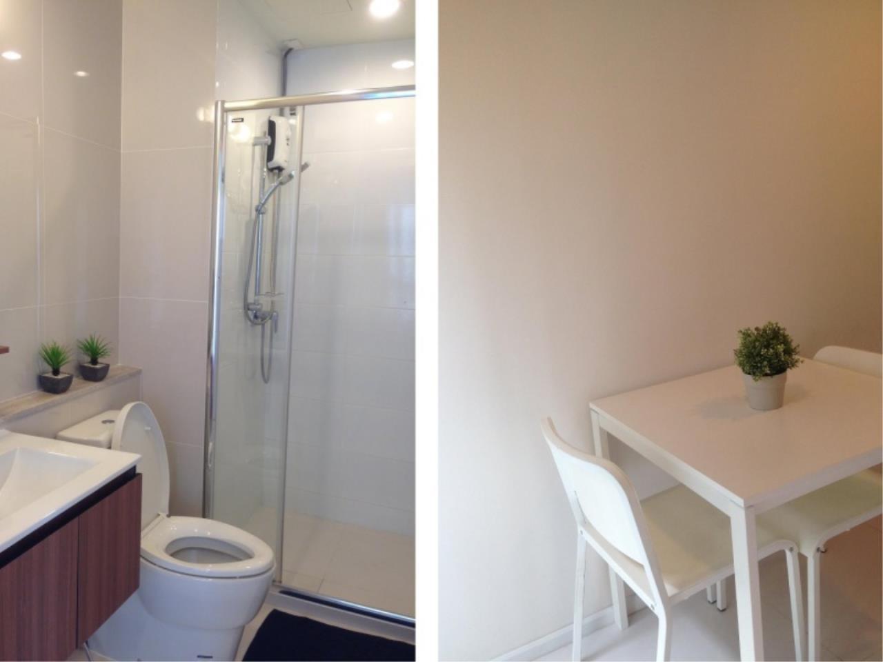Century21 Skylux Agency's Fuse Chan – Sathorn / Condo For Sale / 1 Bedroom / 33.5 SQM / BTS Saphan Taksin / Bangkok 5