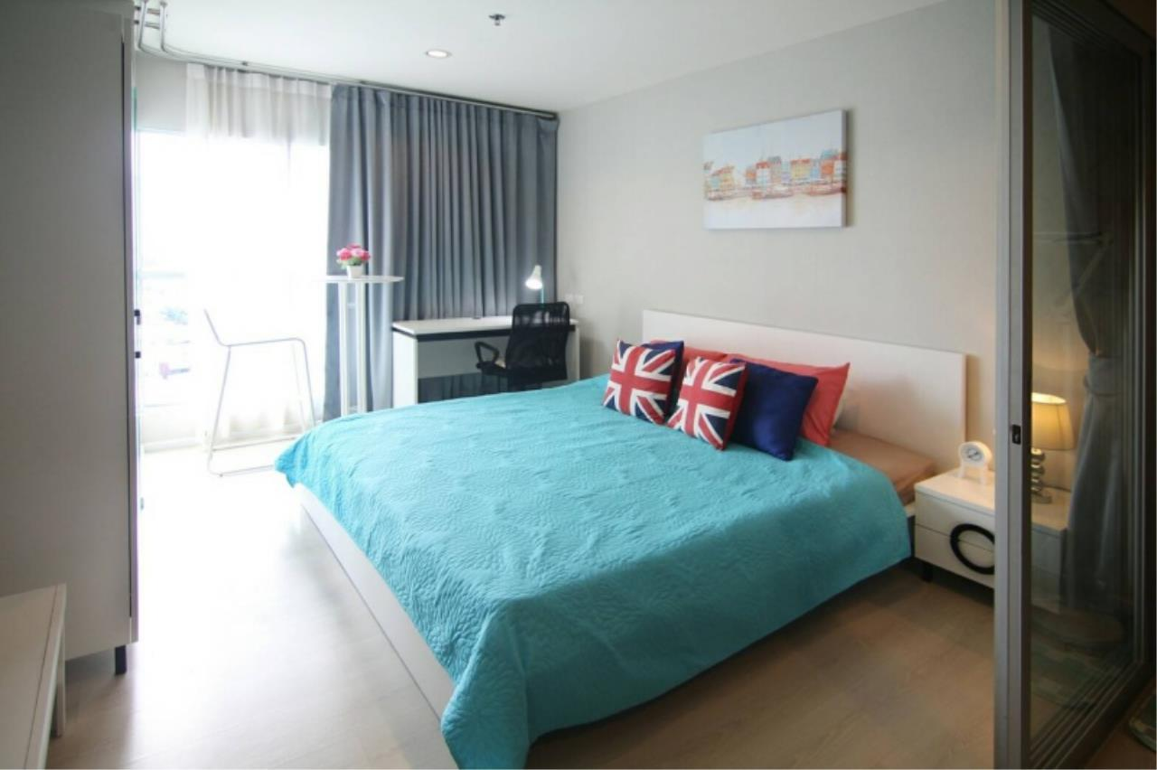 Century21 Skylux Agency's Aspire Sukhumvit 48 / Condo For Rent / 1 Bedroom / 38 SQM / BTS Phra Khanong / Bangkok 6