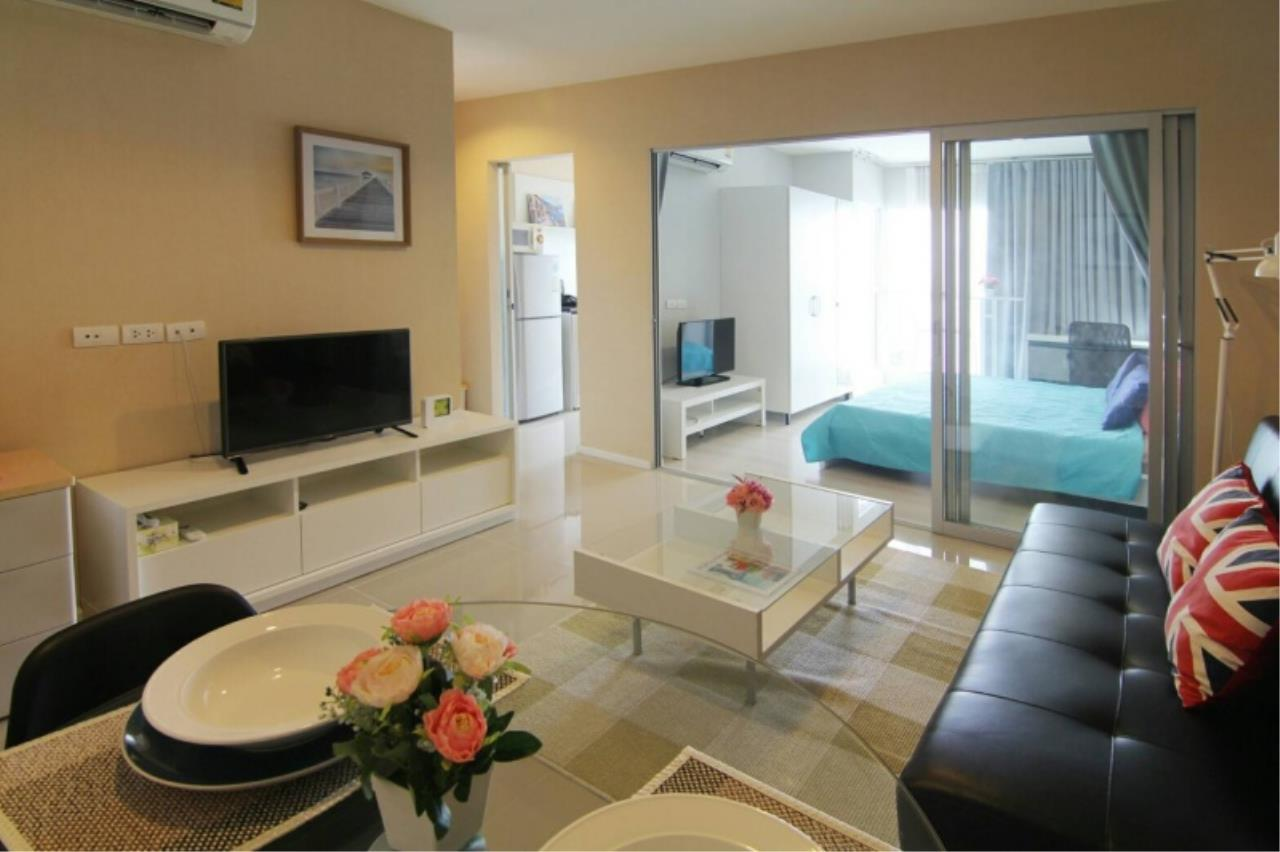 Century21 Skylux Agency's Aspire Sukhumvit 48 / Condo For Rent / 1 Bedroom / 38 SQM / BTS Phra Khanong / Bangkok 1