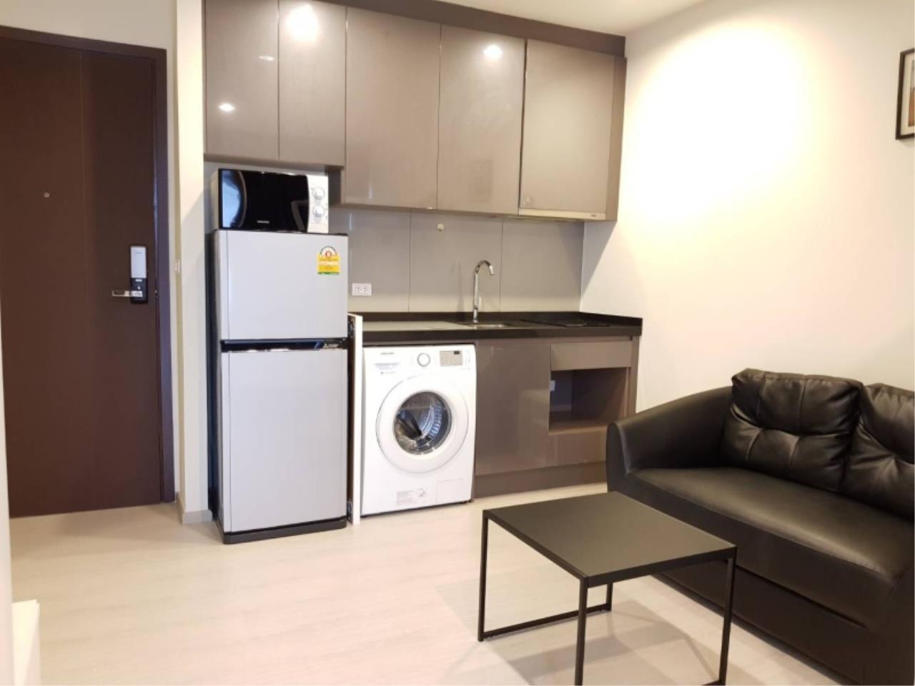 Century21 Skylux Agency's Rhythm Asoke / Condo For Sale / 1 Bedroom / 21.5 SQM / MRT Phra Ram 9 / Bangkok 1