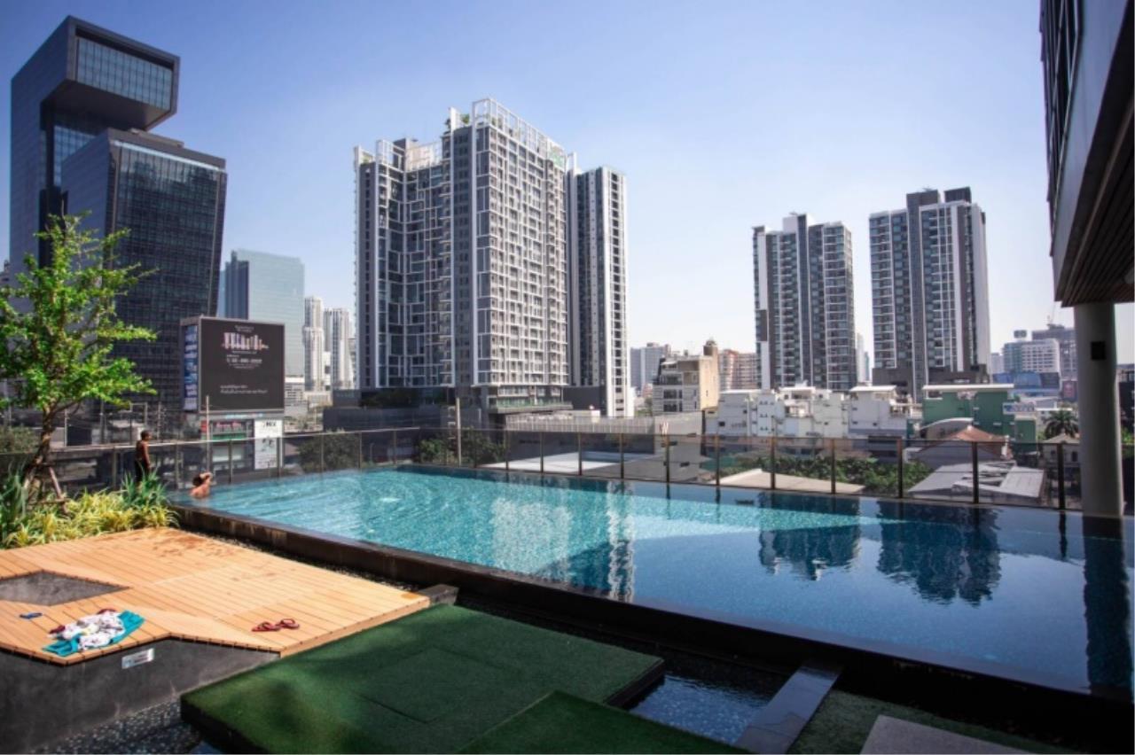 Century21 Skylux Agency's Rhythm Asoke / Condo For Sale / 1 Bedroom / 21.5 SQM / MRT Phra Ram 9 / Bangkok 13