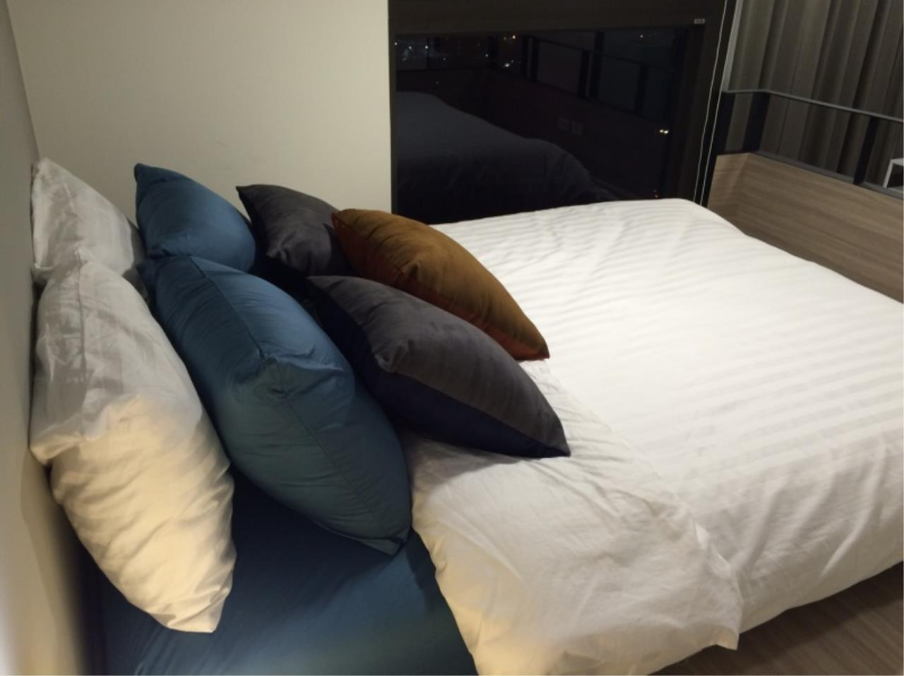 Century21 Skylux Agency's Chewathai Residence Asoke / Condo For Sale / 1 Bedroom / 37 SQM / MRT Phra Ram 9 / Bangkok 4
