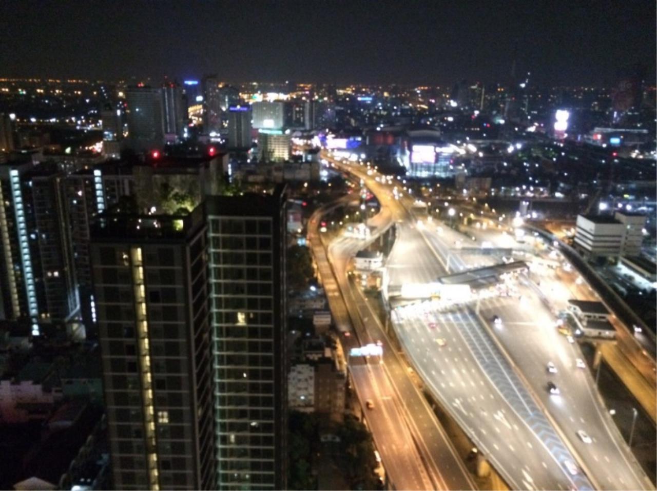 Century21 Skylux Agency's Chewathai Residence Asoke / Condo For Sale / 1 Bedroom / 37 SQM / MRT Phra Ram 9 / Bangkok 7