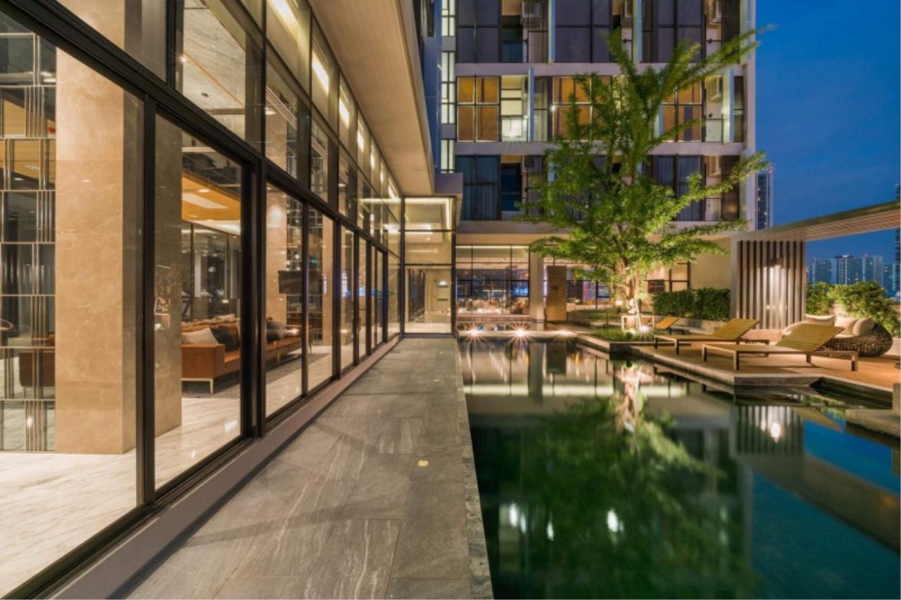 Century21 Skylux Agency's Chewathai Residence Asoke / Condo For Sale / 1 Bedroom / 37 SQM / MRT Phra Ram 9 / Bangkok 13