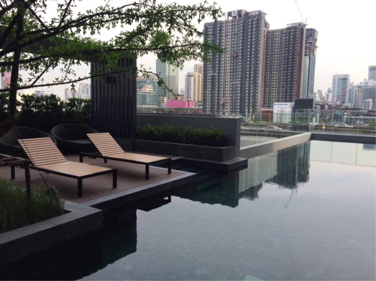 Century21 Skylux Agency's Chewathai Residence Asoke / Condo For Sale / 1 Bedroom / 37 SQM / MRT Phra Ram 9 / Bangkok 11
