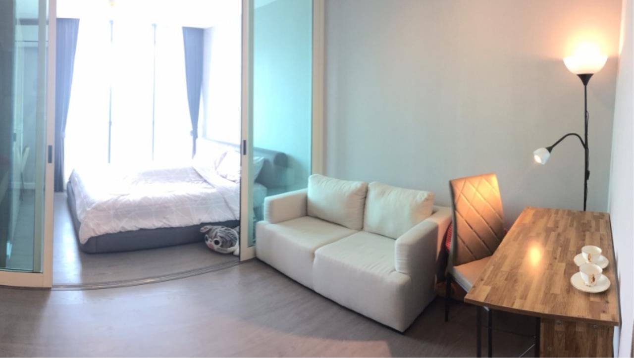 Century21 Skylux Agency's A Space I.D. Asoke-Ratchada / Condo For Sale / 1 Bedroom / 33 SQM / MRT Phra Ram 9 / Bangkok 1