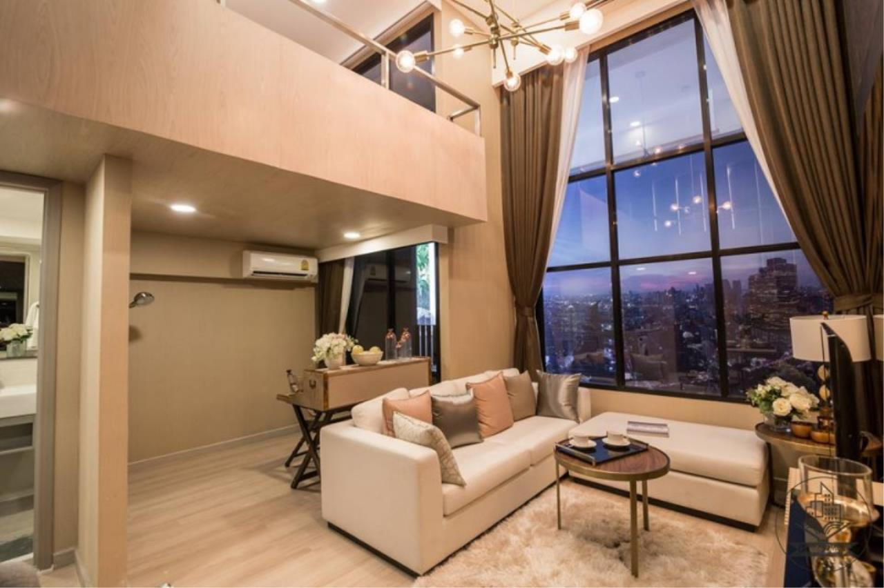 Century21 Skylux Agency's Knightsbridge Prime Sathorn / Condo For Sale / 1 Bedroom / 44 SQM / BTS Chong Nonsi / Bangkok 5