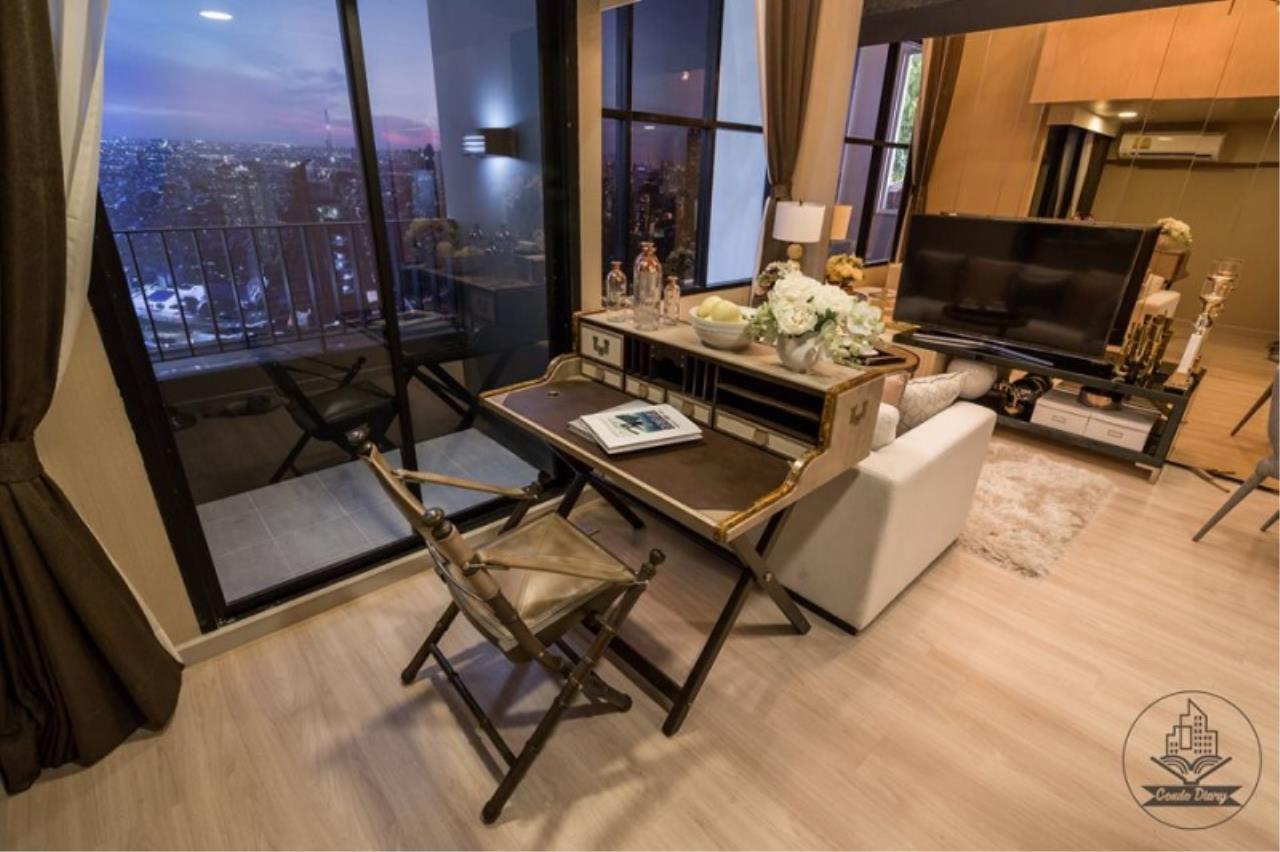 Century21 Skylux Agency's Knightsbridge Prime Sathorn / Condo For Sale / 1 Bedroom / 44 SQM / BTS Chong Nonsi / Bangkok 10