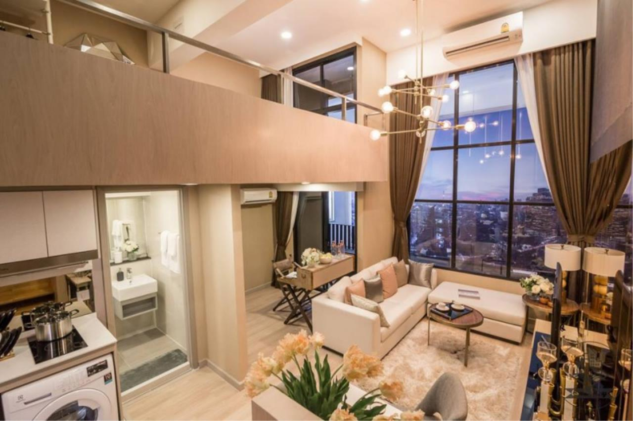 Century21 Skylux Agency's Knightsbridge Prime Sathorn / Condo For Sale / 1 Bedroom / 44 SQM / BTS Chong Nonsi / Bangkok 1