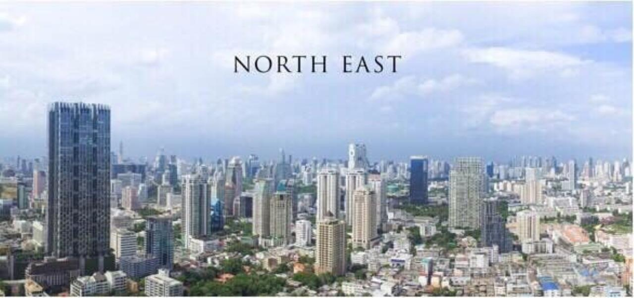 Century21 Skylux Agency's Knightsbridge Prime Sathorn / Condo For Sale / 1 Bedroom / 44 SQM / BTS Chong Nonsi / Bangkok 12