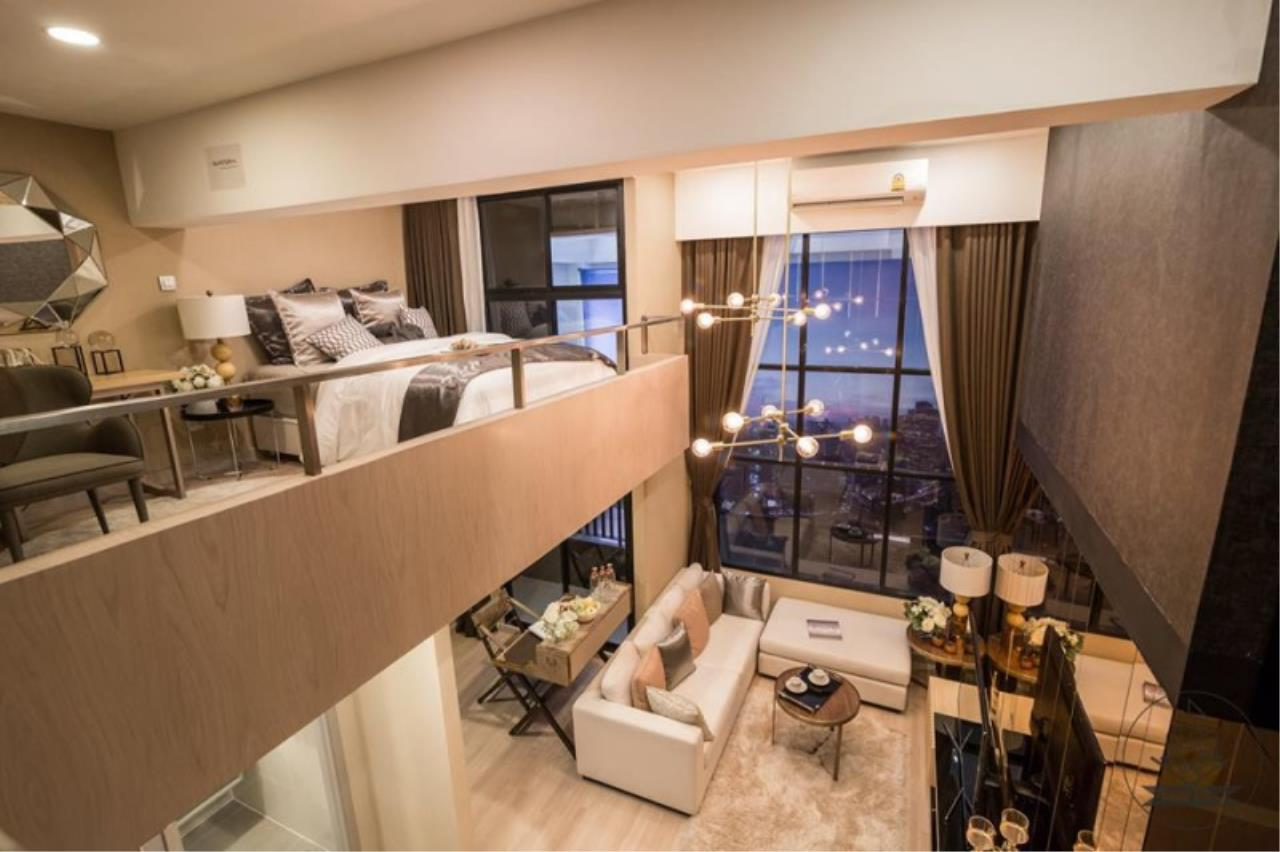 Century21 Skylux Agency's Knightsbridge Prime Sathorn / Condo For Sale / 1 Bedroom / 44 SQM / BTS Chong Nonsi / Bangkok 6