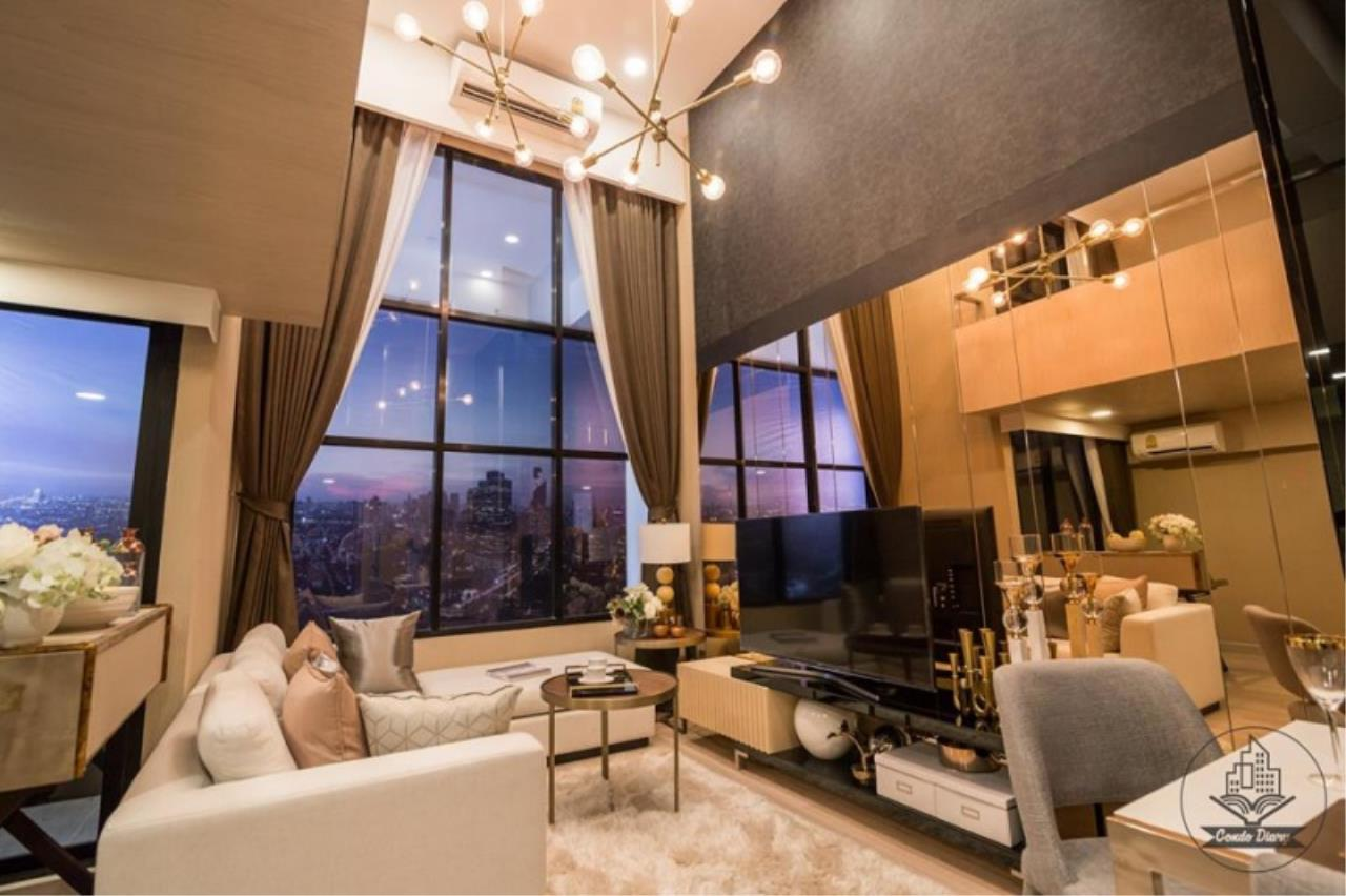 Century21 Skylux Agency's Knightsbridge Prime Sathorn / Condo For Sale / 1 Bedroom / 44 SQM / BTS Chong Nonsi / Bangkok 4