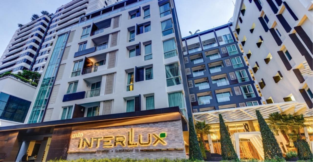 Century21 Skylux Agency's Inter lux Premier Sukhumvit 13 / Condo For Sale / 2 Bedroom / 49.35 SQM / BTS Nana / Bangkok 1