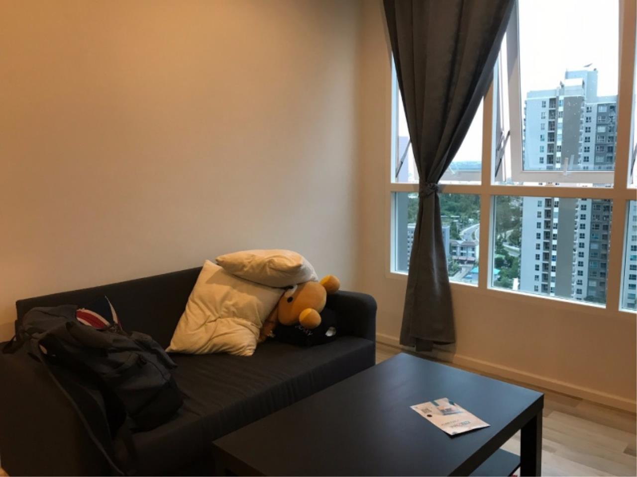 Century21 Skylux Agency's The Key Sathorn-Ratchapruek / Condo For Sale / 1 Bedroom / 32 SQM / BTS Wutthakat / Bangkok 3