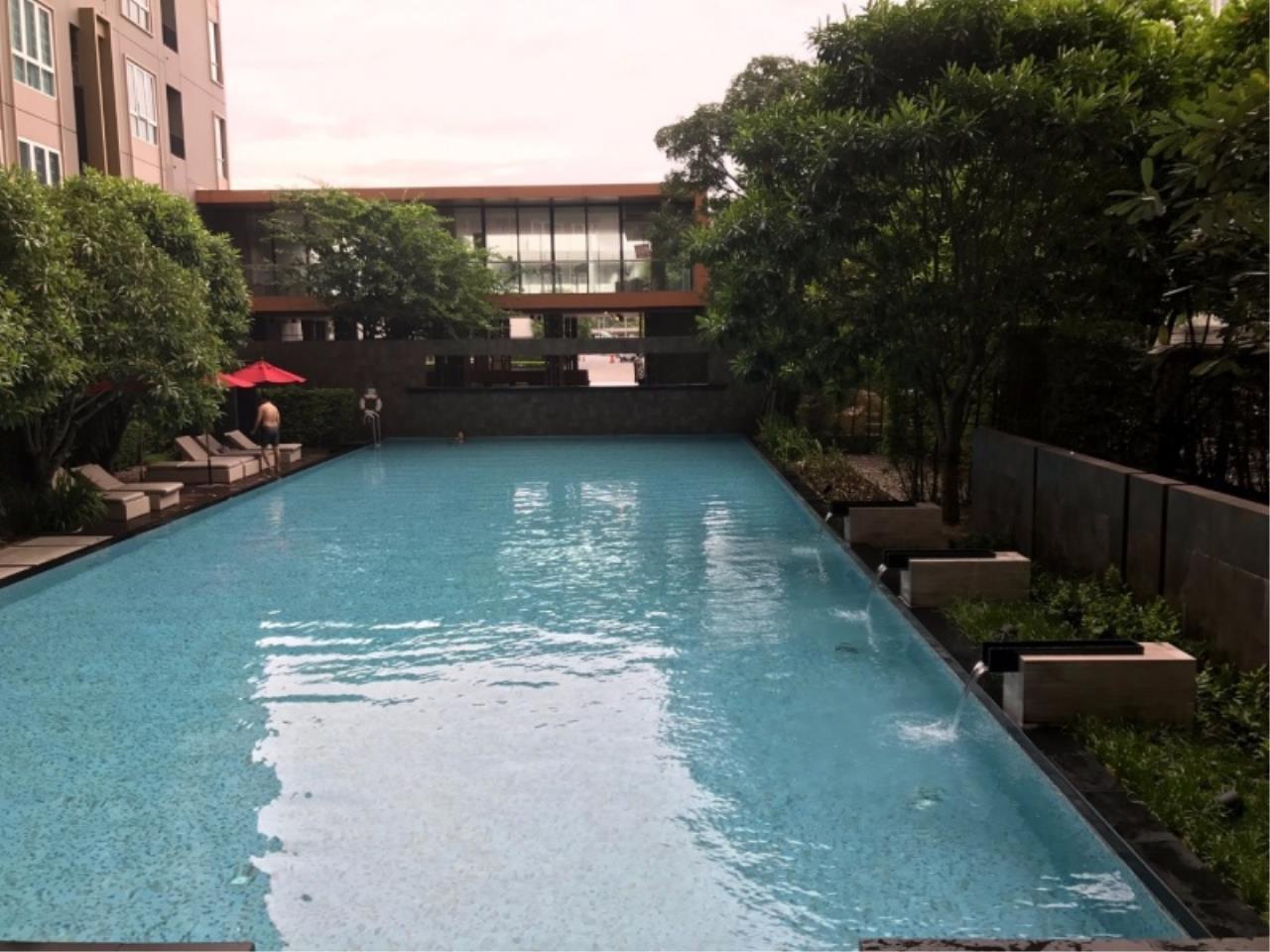 Century21 Skylux Agency's The Key Sathorn-Ratchapruek / Condo For Sale / 1 Bedroom / 32 SQM / BTS Wutthakat / Bangkok 10