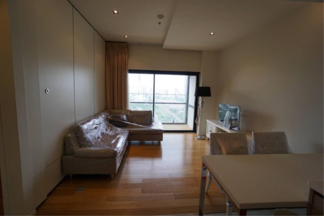 Century21 Skylux Agency's Circle Living Prototype / Condo For Rent / 1 Bedroom / 48 SQM / MRT Phetchaburi / Bangkok 1