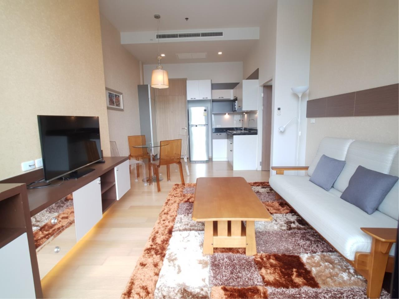 Century21 Skylux Agency's Noble ReD / Condo For Rent / 1 Bedroom / 52.19 SQM / BTS Ari / Bangkok 1