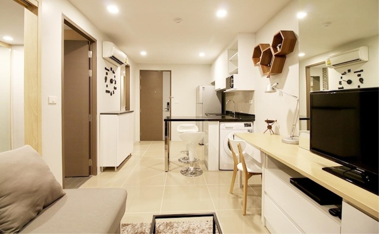 Century21 Skylux Agency's Mirage Sukhumvit 27 / Condo For Sale / 1 Bedroom / 35.7 SQM / BTS Asok / Bangkok 1
