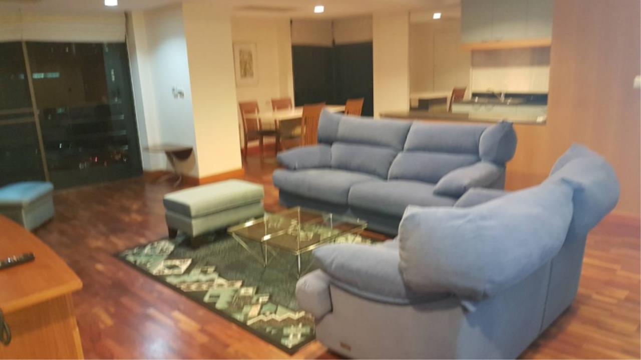 Century21 Skylux Agency's Baan Somthavil / Condo For Rent / 2 Bedroom / 135 SQM / BTS Ratchadamri / Bangkok 1