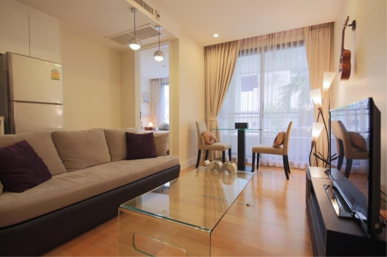Century21 Skylux Agency's Collezio Sathorn-Pipat / Condo For Rent / 1 Bedroom / 45 SQM / BTS Chong Nonsi / Bangkok 1