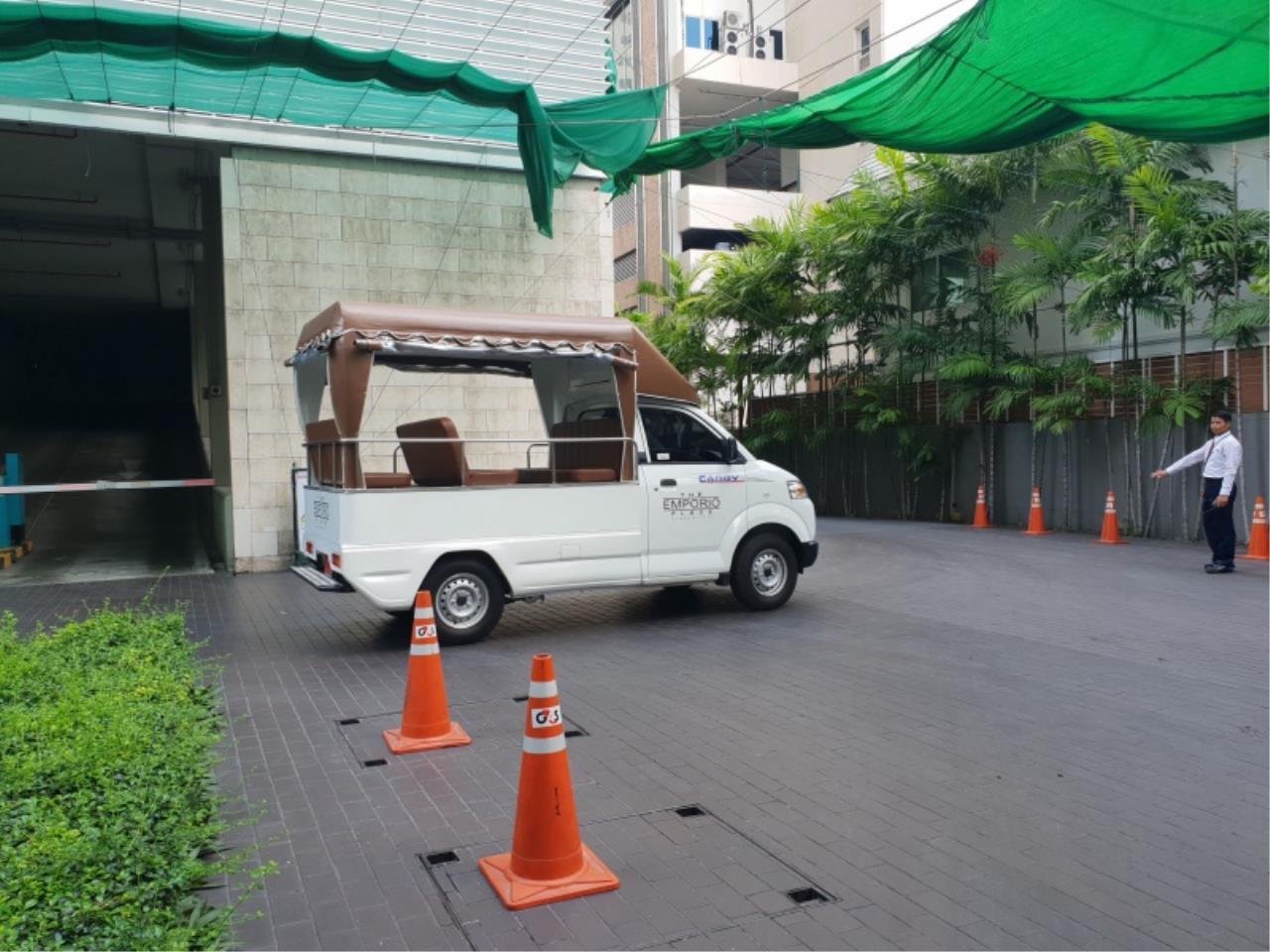 Century21 Skylux Agency's The Emporio Place / Condo For Rent / 1 Bedroom / 45 SQM / BTS Phrom Phong / Bangkok 8