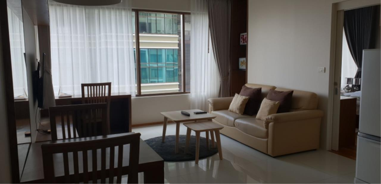 Century21 Skylux Agency's The Emporio Place / Condo For Rent / 1 Bedroom / 45 SQM / BTS Phrom Phong / Bangkok 1