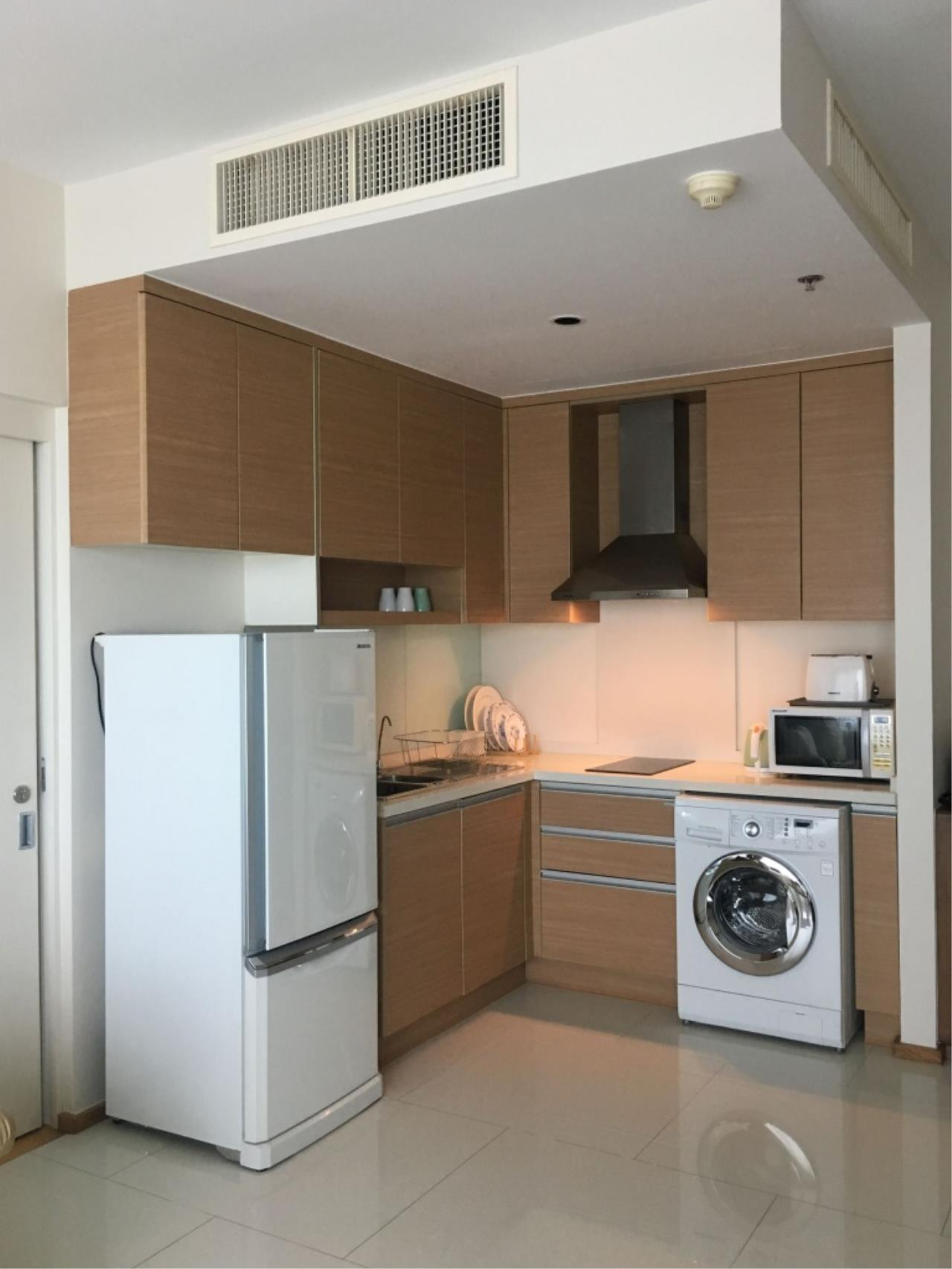 Century21 Skylux Agency's The Emporio Place / Condo For Rent / 1 Bedroom / 45 SQM / BTS Phrom Phong / Bangkok 6