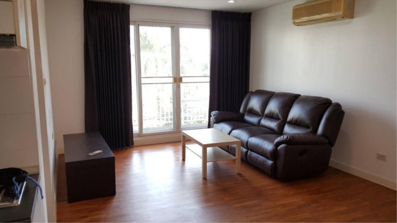 Century21 Skylux Agency's Baan Siri Sathorn / Condo For Rent / 1 Bedroom / 47.35 SQM / MRT Lumphini / Bangkok 1