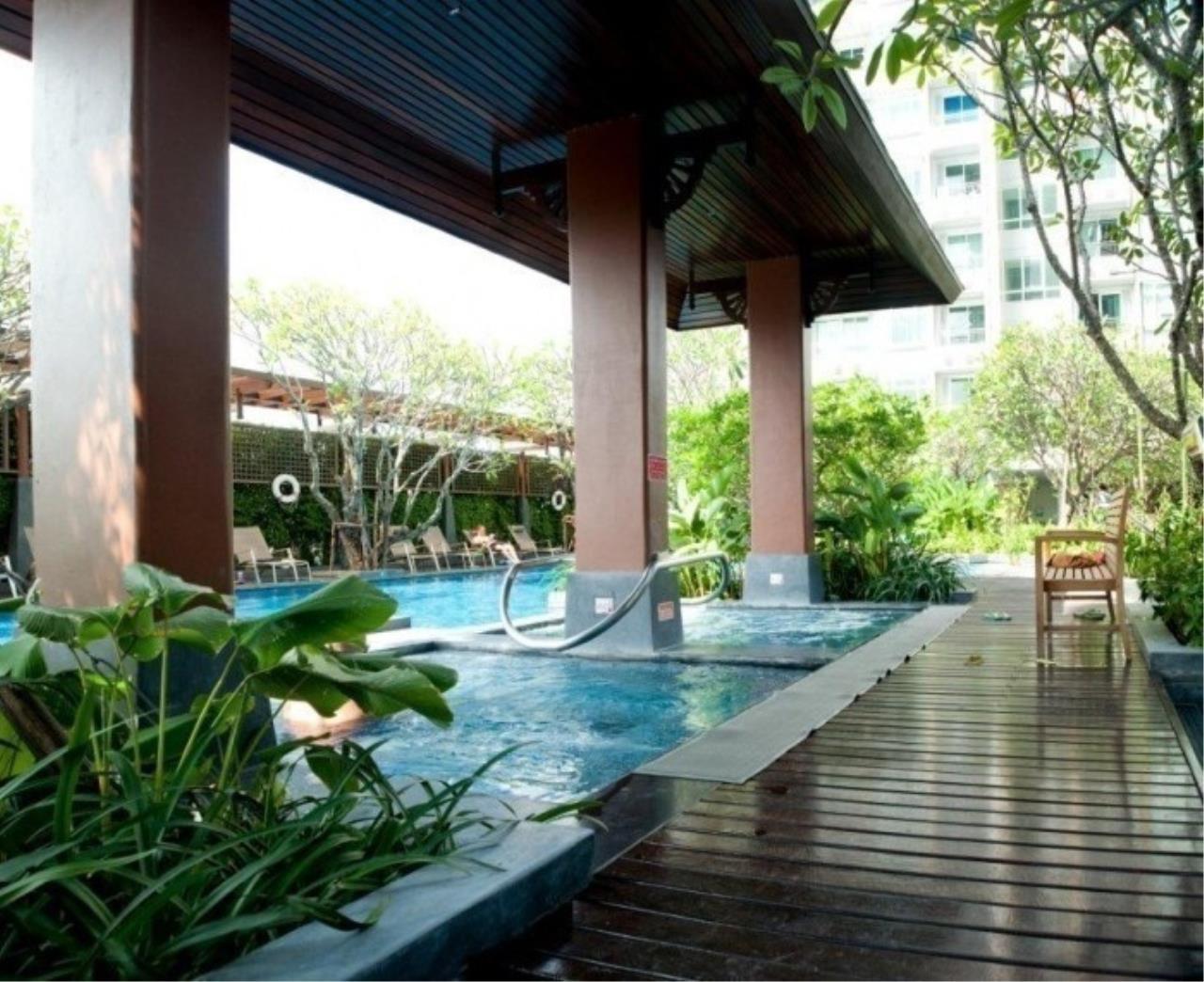 Century21 Skylux Agency's Circle Condominium / Condo For Sale / 1 Bedroom / 39.76 SQM / MRT Phetchaburi / Bangkok 7